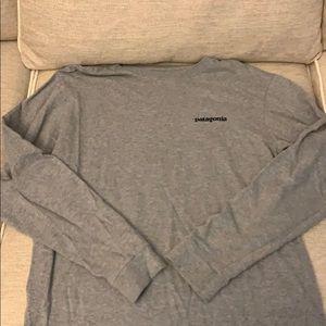 Pantagonia l/s shirt